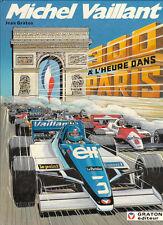 Michel Vaillant 42. 300 à l'heure dans Paris. GRATON