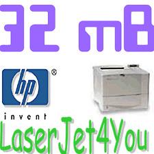 32MB HP COLOR LASERJET MEMORY 4500 4500N 4500DN 4500hdn