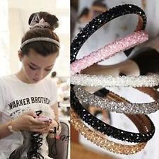 Korean Women Hair band Crystal Headband Hairband Hheadwear Hair Accessories