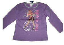 T-shirt felpa manica lunga Hannah Montana Time to Shine *13409