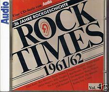 Audio Rock Times vol. 4 1961-62 CD Various AUDIOPHILE