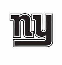 New York Giants NFL Football Vinyl Die Cut Car Decal Sticker - FREE SHIPPING