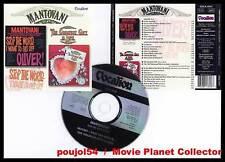 "MANTOVANI ""Greatest Gift is Love - Oliver..."" (CD) 2006"