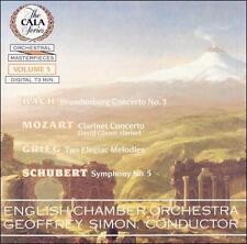 The Cala Series: Orchestral Masterworks, Vol. 5 (CD, Cala Records)