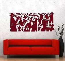 Wall Decal Music Jazz Band Modern Art Vinyl Sticker (z3590)