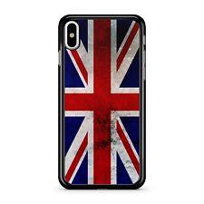 Fantástico Extraordinario estupendo Gran Bretaña Inglaterra Bandera 2D Teléfono Estuche Cubierta