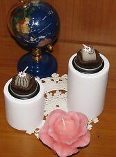 formano:Schöne dekorative Teelichte - Kerze -ideal als mini-Geschenk- tolle Deko