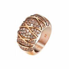 Joop Damen Ring Silber Rosé Zirkonia MOSAICS JPRG90724C
