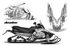 YAMAHA APEX GRAPHIC STICKER KIT AMR RACING SNOWMOBILE SLED WRAP DECAL 06-11 DNBS