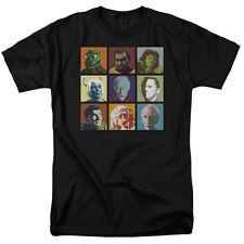 Star Trek Alien Squares T-Shirt Sizes S-3X NEW