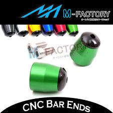 CNC BEK Bar End Sliders Fit Kawasaki VERSYS 650 07-17 08 09 10 11 12 13 14 15 16