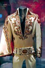Elvis Presley on Tour Exhibition O2 Arena London Photograph