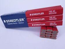 Staedtler Medium Carpenters Pencil Premium Graphite 148-40,  1-12 Pencils