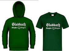 T-Shirt / Kapuzensweat  GLADBACH KÄMPFEN SIEGEN Ultra Hoodie, Kapu, Trikot