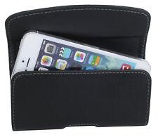 Housse portable pour ceinture avec support 4 tailles pour téléphones mobiles pour bornes fixer