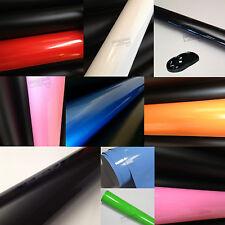 11,51€/m² Deko Hochglanz Folie Alle Farben wählbar selbstklebend Klavierlack