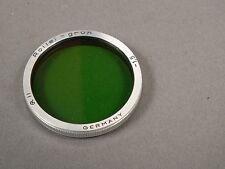 Rollei -  grün Filter Baj. II, ausgez. Zustd. Glas Top!