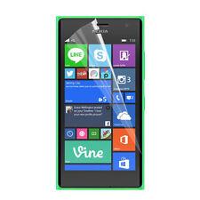 2x Ultra Clear Screen Protector film guard for Microsoft Nokia Lumia 550 / 650