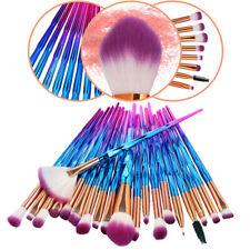 20pcs Makeup Brushes Set Eyeshadow Foundation Blending Lip Cosmetic Brush Tool
