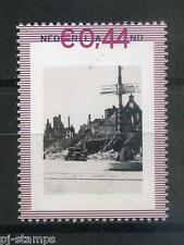 Nederland 2489-A-75 Canon 75 Tweede Wereldoorlog WOII Rotterdam na bombardement