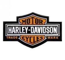 Harley Davidson Aufnäher/Patch Modell Bar & Shield Long Größe ca.11,7 x 7,5 cm