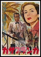 Casablanca 11 cartel mayor películas clásicos películas & Vintage