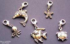 Colgante Estrella ANIMALES MARINOS DELPHIN Tortuga MARÍTIMO Animales