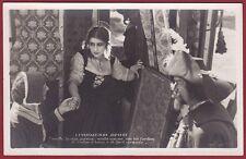 I PROMESSI SPOSI 01 FILM 1923 CINEMA MOVIE EMILIA VIDALI Cartolina FOTOGRAFICA