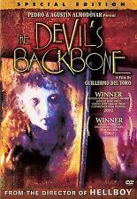DVD: The Devil's Backbone (Special Edition), Guillermo Del Toro. Good Cond.: Edu