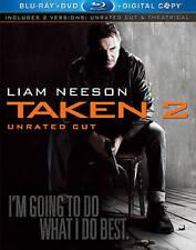 Taken 2 (Blu-ray/DVD, 2013, Canadian)
