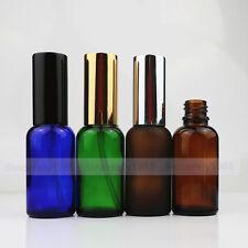 2~50X 30ml Fine Mist Spray Bottle Glass Atomiser Jars - Aromatherapy Perfume