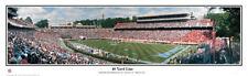 2002 North Carolina Tar Heels Kenan Stadium 40 Yard Line Panoramic Poster 5001