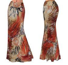 Gonna Lunga Donna Maxi Primavera Estate - Woman Maxi Printed Skirt 130051 P