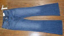 Lauren Conrad Flare Leg Jeans Slim through hip & thigh Flare leg opening Denim