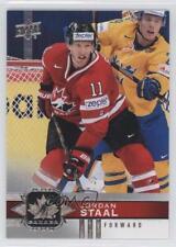 2017 Upper Deck Canadian Tire Team Canada #33 Jordan Staal (National Team) Card