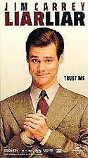 Liar Liar (VHS, 1997) Jim Carrey PG-13
