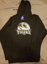 Black Missouri Tigers Hoodie --- New w/ Tags
