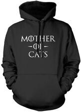 Mother of Cats - Cat Lady Mum Crazy Unisex Hoodie