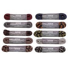 Supreme Trekking Shoe & Boot Laces - Tough and Durable Premium Laces