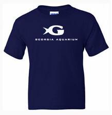 Georgia Aquarium atlanta tourist t-shirt