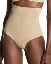 b3306613fd402 Heavenly Secrets Seamless Mid Waist Nude Shaping Brief Panty NEW Womens Sz  1X 2X