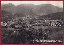 COMO SORMANO 05 CAGLIO - ASSO - CANZO Cartolina FOTOGRAFICA viaggiata 1956