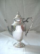 Wm Rogers silver coffee #501