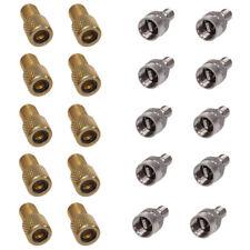 Ventiladapter Set Autoventil Adapter Dunlopventil Adapter Pumpe 1er 5er 10er