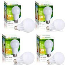 LED Leuchtmittel Birne Lampe E27 , 3 5 7 9 12 15W Greenlux Großhandelspreise