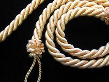 2 corda tendine fermatende - Rosa pesca - snello grazioso cravatta tenuta dietro