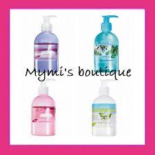 Savon liquide en flacon à pompe divers parfums au choix Avon Senses neuf!