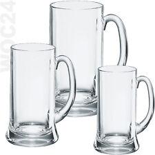 6 Bierseidel Biergläser Bierkrug Bierkrüge Bierglas Bier Henkel Gläser geeicht