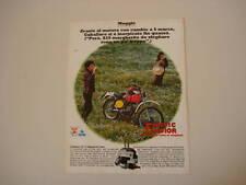 advertising Pubblicità 1976 FANTIC CABALLERO RC 50
