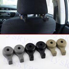 Universal Portable Car Parts Seat Back Hanger Bag Holder Hook Headrest Clothes